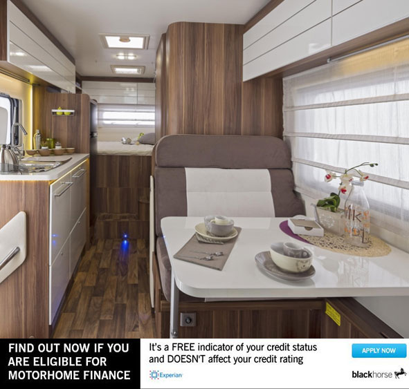 Second hand motorhomes
