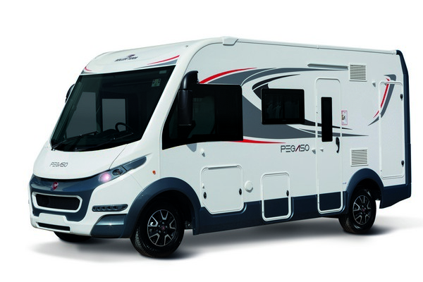 New 2019 Roller Team Pegaso 590