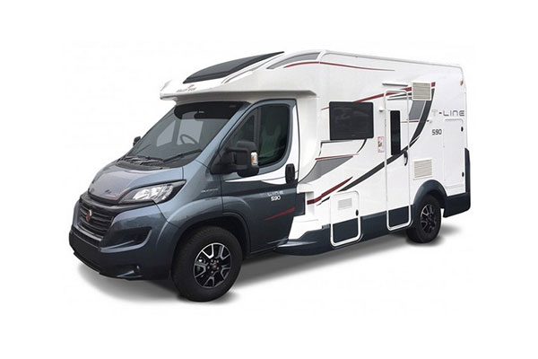 Used 2019 Roller Team T-Line 590